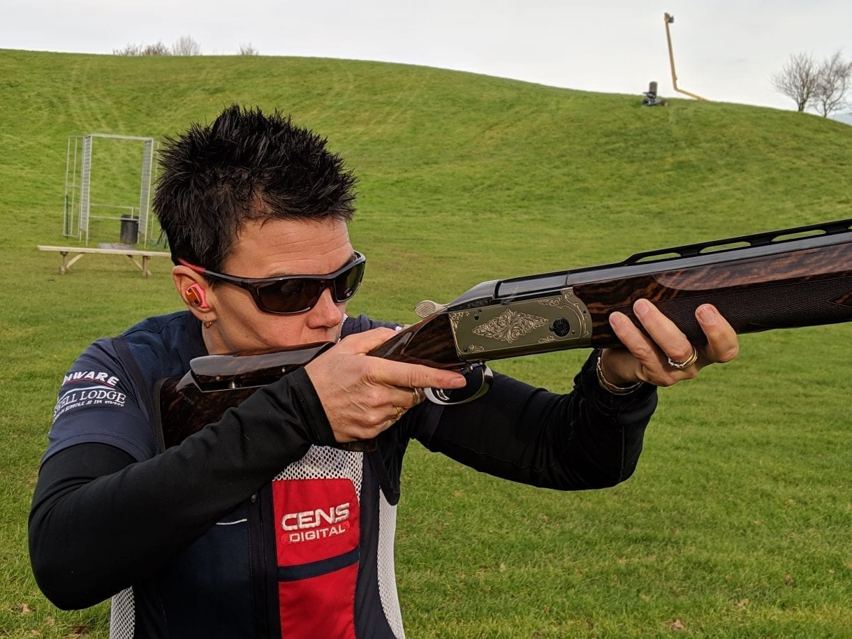 Latest news and another top class coach shooting the SP